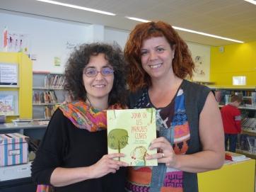 Muntsa Fernàndez Joana de les paraules clares (biblioteca)