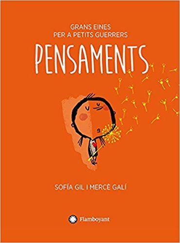 Coberta llibre Pensaments publicat per Flamboyant