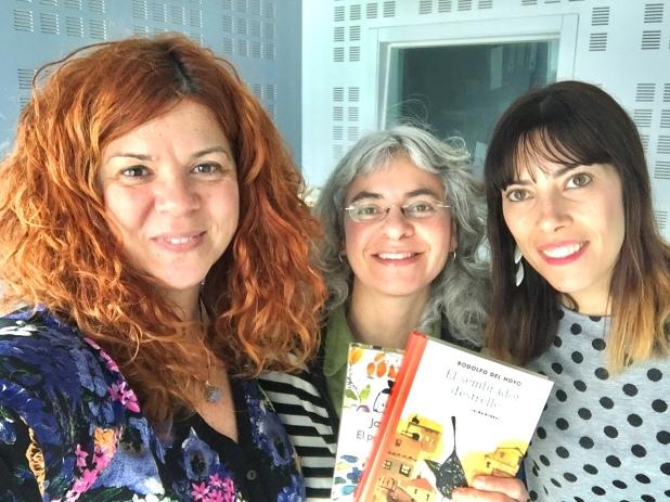Laura Borràs + Susana Peix + Memòria de Peix