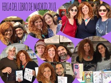ENTREVISTAS FERIA DEL LIBRO DE MADRID