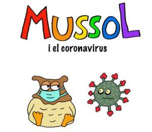 Coberta conte Mussol i el Coronavirus