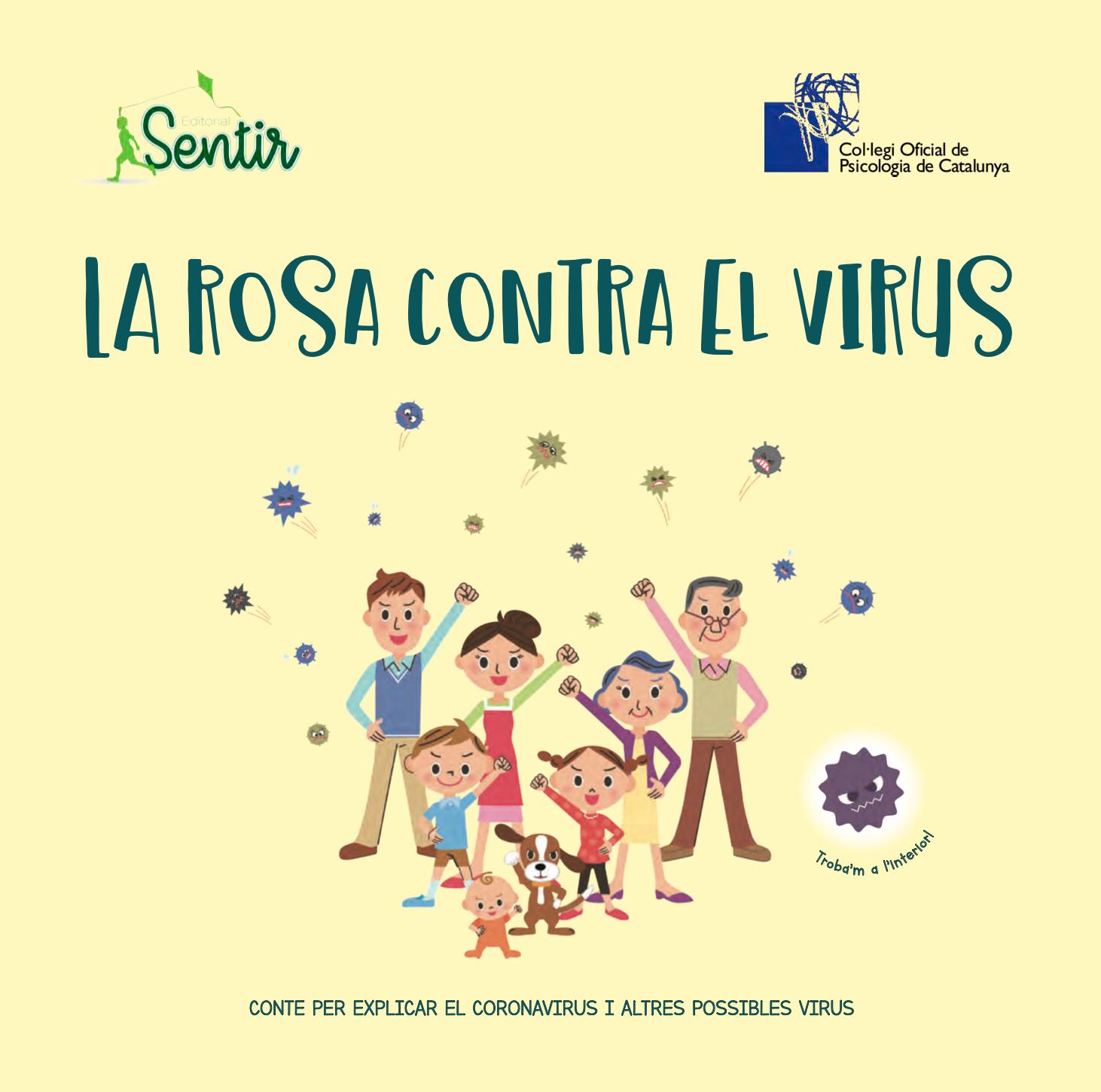 Coberta conte La Rosa contre el virus