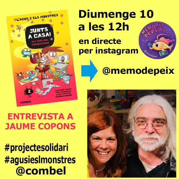 Entrevista a Jaume Copons